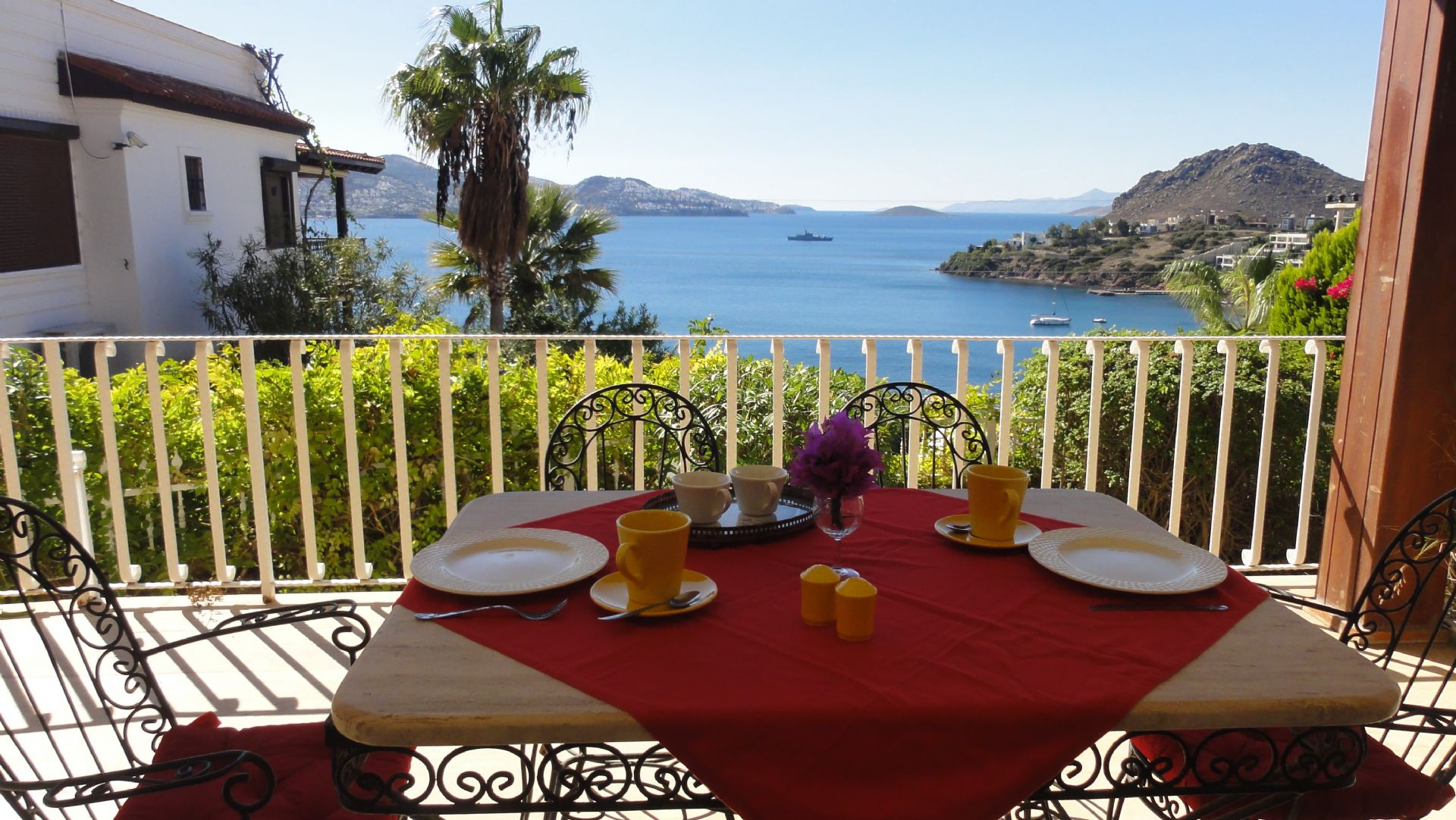 Bodrum Weekly Rental Summer House